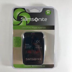 Samsonite Universal Power adapter travel